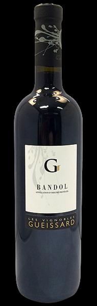 Vignobles Gueissard. 'Cuvée G'