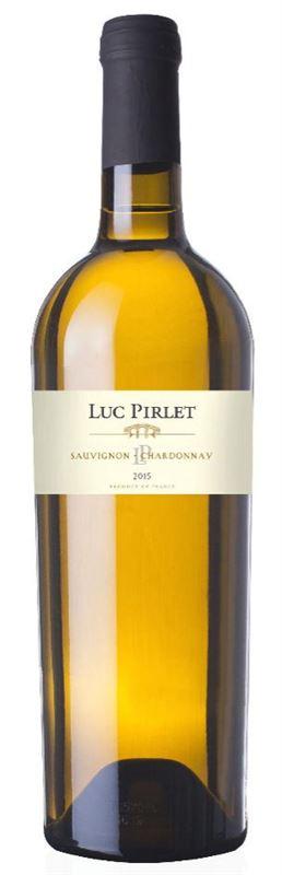 Luc Pirlet Sauvignon-Chardonnay