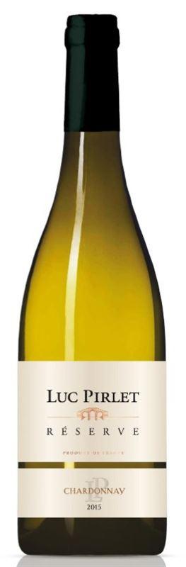 Luc Pirlet Chardonnay 'Réserve'