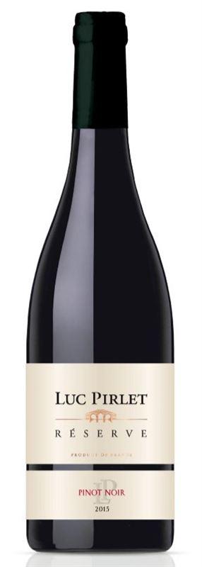 Luc Pirlet Pinot Noir 'Réserve'