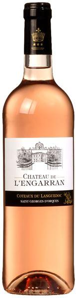 Château de l'Engarran rosé