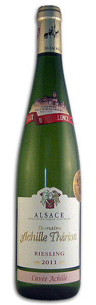 Domaine Achille Thirion Riesling 'Cuvée Achille'