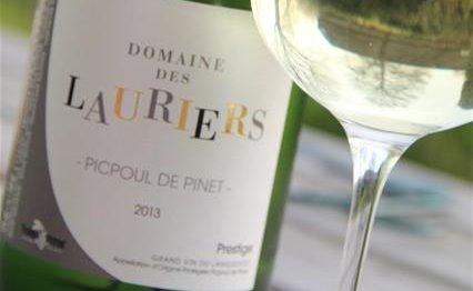Picpoul de Pinet Prestige, Domaine des Lauriers