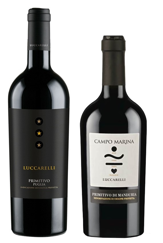 Luccarelli Primitivo di Manduria & Primitivo