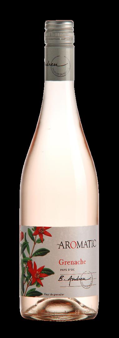 Bruno Andreu - Aromatic rosé