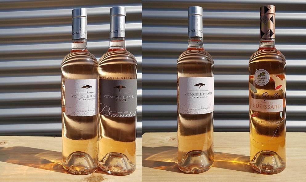 Vignobles Gueissard - Vignobles d'Azur