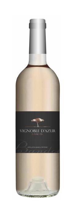 Vignobles Gueissard d'Azur - Bandol rosé