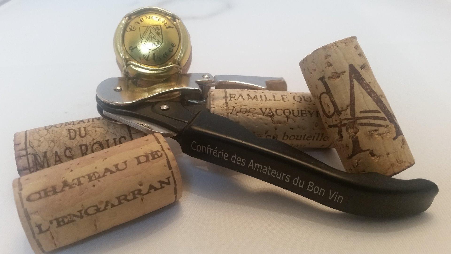 Bensdorp wijnen & De Confrérie