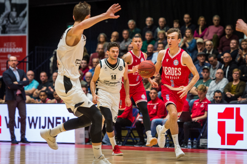 Heroes Den Bosch - Basketball