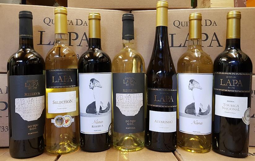 Quinta da Lapa uit Portugal, nu bij Bensdorp wijnen