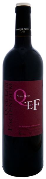Famille Quiot - Qef rouge
