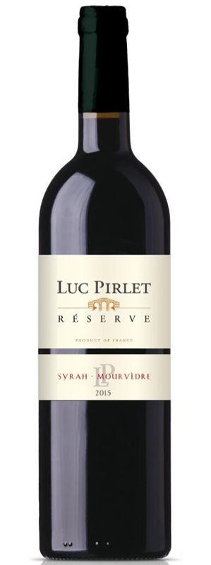 Luc Pirlet Syrah-Mourvèdre 'Réserve'