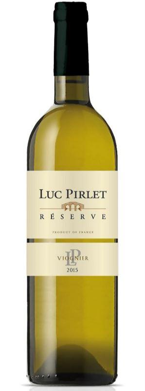 Luc Pirlet Viognier 'Réserve' (tijdelijk uitverkocht)