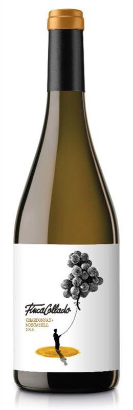 Finca Collado Chardonnay + Moscatel