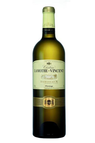 Château Lamothe Vincent blanc