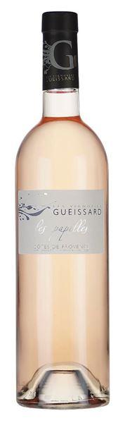 Vignobles Gueissard 'Les Papilles' rosé