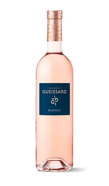 Uitverkocht: Vignobles Gueissard, Bandol  rosé, opvolger: Bandol d'Azur