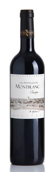 Les Prunelles de Montblanc 'Classique' rouge