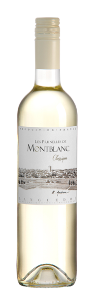 Les Prunelles de Montblanc 'Classique' (voorheen Château Condamine Bertrand)