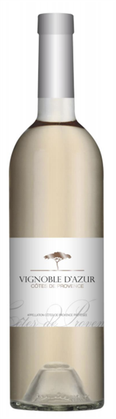Vignoble d'Azur rosé