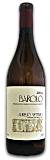 (Tijdelijk uitverkocht) Aurelio Settimo Barolo