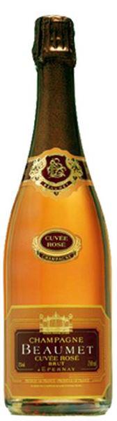 Champagne Beaumet Rosé, brut
