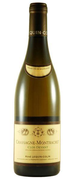 Chassagne-Montrachet 'Clos Devant' blanc (beperkt)