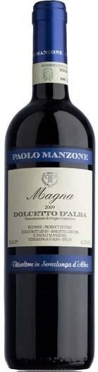 Paolo Manzone Dolcetto d'Alba DOC 'Magna'