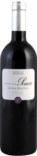 Halve fles Château Penin 'Grande Sélection'